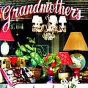Grandmother's Poster by Helen Carson