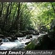 Great Smoky Mountains National Park 10 Poster