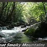 Great Smoky Mountains National Park 12 Poster