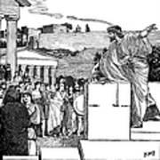 Greek Assembly Poster