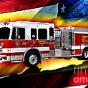 Green Bay Engine 411 Poster