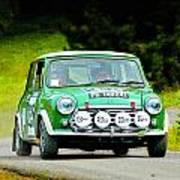 Green Mini Innocenti Poster