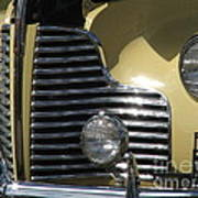 Grille Poster