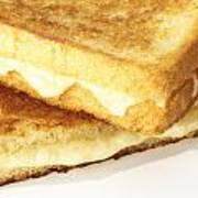 Grilled Cheese Sandwich Poster