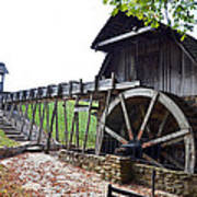 Grist Mill 1 Poster