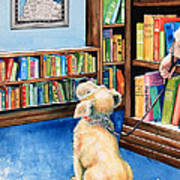 Guide Dog Training Poster