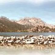Gull Lake Poster