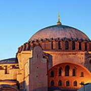Hagia Sophia In Istanbul Poster