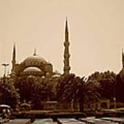 Hagia Sophia Istanbul Poster