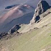 Haleakala Cinder Cone 2 Poster