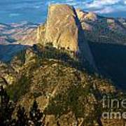 Half Dome From Washburn Point Poster