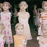 Hanoi Mannequins Poster