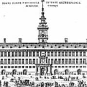 Hanseatic League, 1563 Poster