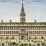 Hanseatic League, Antwerp Poster by Granger