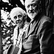 Harmony And Charles Ives At West Poster
