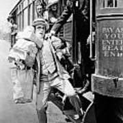 Harold Lloyd (1889-1971) Poster