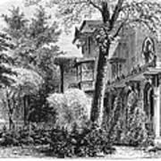Hartford: Armsear Mansion Poster