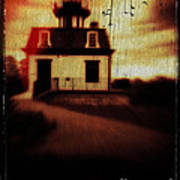 Haunted Lighthouse Poster