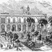 Havana: Plaza De Armas Poster