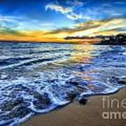 Hawaii Sunset Poster