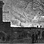 Hayes Inauguration, 1877 Poster by Granger