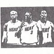 Heat Poster by Nick Theodor