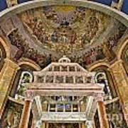 Heavenly Altar Poster