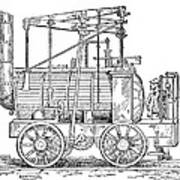 Hedley's Puffing Billy, 1813 Poster