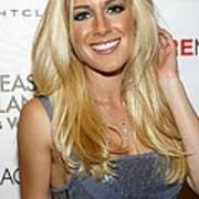 Heidi Montag At Arrivals For Heidi Poster