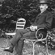 Henri Bergson (1859-1941) Poster
