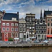 Herengracht 411. Amsterdam Poster