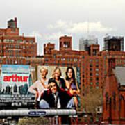 High Line Park 1 Poster