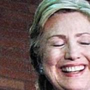 Hillary's Run Poster