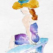 Hilo Hattie Fashionista Poster