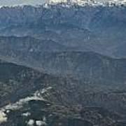 Himalaya Mountains Of Nepal Poster