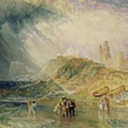 Holy Island - Northumberland Poster