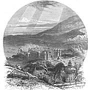 Holyrood Palace Poster