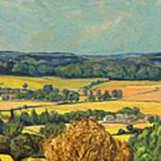 Hommage To Vincent Van Gogh - Zuid Limburg Poster