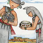 Hopi Manas I Poster