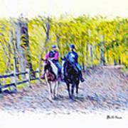 Horseback Riding  Poster