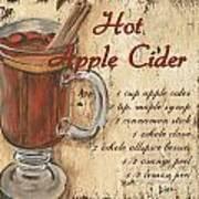 Hot Apple Cider Poster