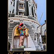 Hotel Negresco France Poster
