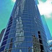 Houston Architecture 2 Poster