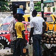 How Market Lagos Poster