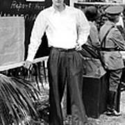 Howard Hughes, 1935 Poster by Everett