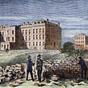 Howard University, 1869 Poster