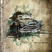 Hudson Hornet Poster