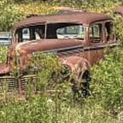 Hudson Sedan Poster