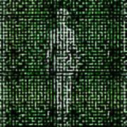 Human Body, Abstract Artwork Poster