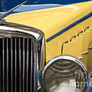 Hupmobile Grille Poster